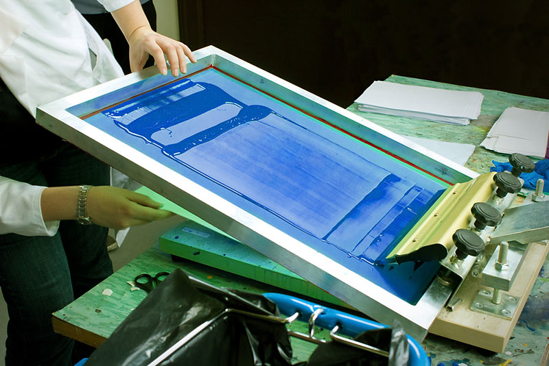 Screen Printing Informations